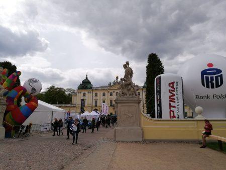 Półmaraton Białystok 2019 i Pałac Branickich