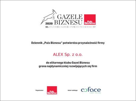 Gazele-biznesu-2020-dyplom-ALEX